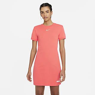 Nike Sportswear Icon Clash Robe à manches courtes pour Femme