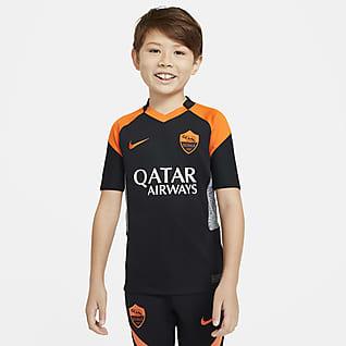 AS Roma Stadium 2020/21 (wersja trzecia) Koszulka piłkarska dla dużych dzieci