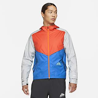 ナイキ ウィンドランナー メンズ トレイル ランニングジャケット