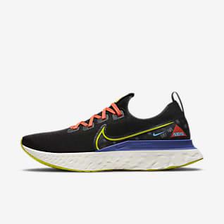 Nike React Infinity Run Flyknit A.I.R. Chaz Bear รองเท้าวิ่ง