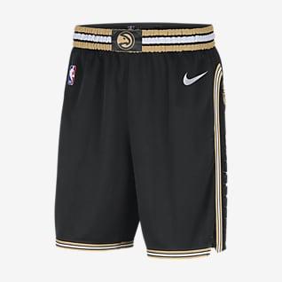 Atlanta Hawks City Edition 2020 Men's Nike NBA Swingman Shorts