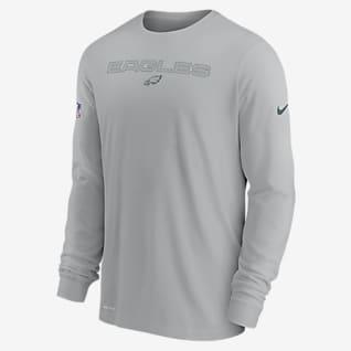 Nike Dri-FIT Sideline Team Issue (NFL Philadelphia Eagles) Men's Long-Sleeve T-Shirt