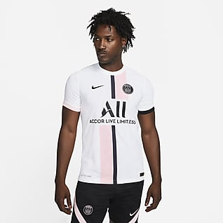 Paris Saint-Germain 2021/22 Match Away Nike Dri-FIT ADV-fodboldtrøje til mænd