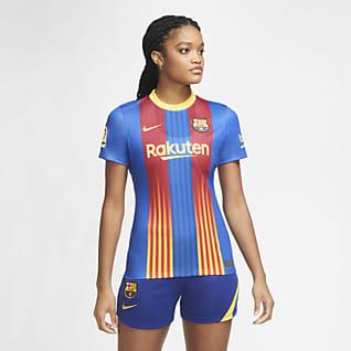 FC Barcelona 2020/21 Stadium Damen-Fußballtrikot