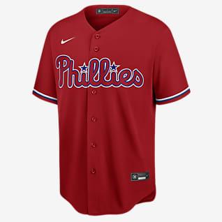 MLB Philadelphia Phillies (Bryce Harper) Men's Replica Baseball Jersey