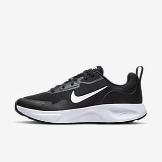 Femmes Noir Lifestyle Chaussures. Nike FR