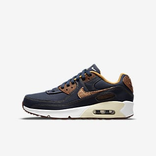 Nike Air Max 90 SE Older Kids' Shoe