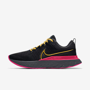 Nike React Infinity Run Flyknit 2 By You Sapatilhas de running personalizáveis