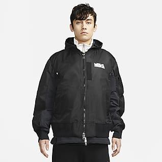 Nike x sacai เสื้อแจ็คเก็ตผู้ชาย
