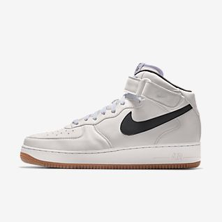 Nike Air Force 1 Mid By You 专属定制男子运动鞋