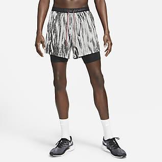 Nike Flex Stride Wild Run Мужские беговые шорты 2 в 1