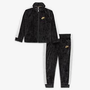 Nike Baby (12-24M) Crushed Velour Tracksuit