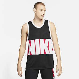 Nike Dri-FIT Basketballtrøje til mænd
