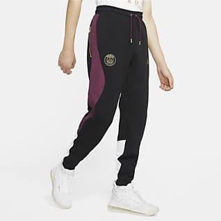 Paris Saint-Germain Men's Fleece Travel Trousers