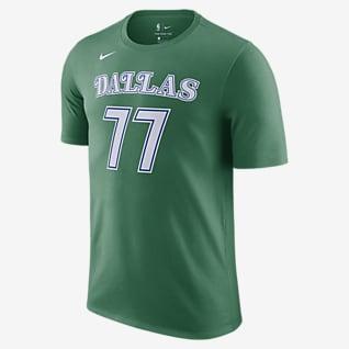 达拉斯独行侠队 Classic Edition Nike NBA 男子T恤