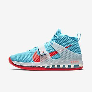 Nike Rising High Biały Czerwony Niebieski, Buty DamskieNike