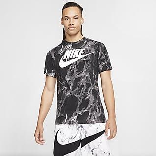 Nike Swoosh Basket-t-shirt för män