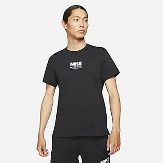 Nike Dri-FIT Men's Short-Sleeve Graphic Training Top