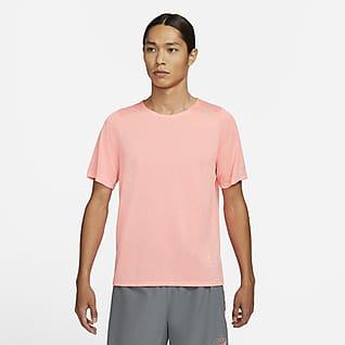 Nike Rise 365 Run Division เสื้อวิ่งแขนสั้นผู้ชาย