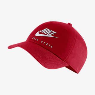 Nike College Heritage86 (Ohio State) Hat