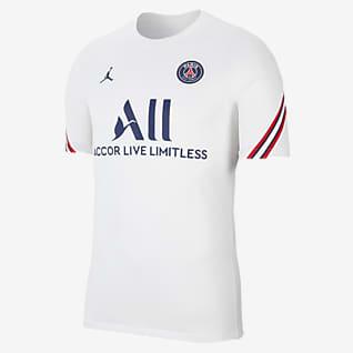 パリ サンジェルマン ストライク ホーム メンズ ショートスリーブ サッカートップ