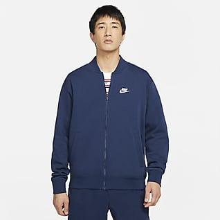 Nike Sportswear Club Fleece Męska kurtka typu bomberka