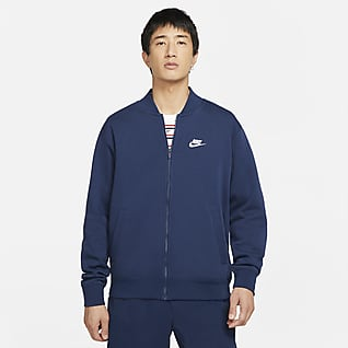 Nike Sportswear Club Fleece Men's Bomber Jacket