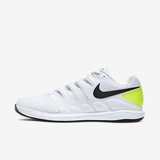 NikeCourt Air Zoom Vapor X Men's Hard Court Tennis Shoes