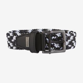 Nike Cinturón de golf para hombre Multi-Weave Stretch Woven