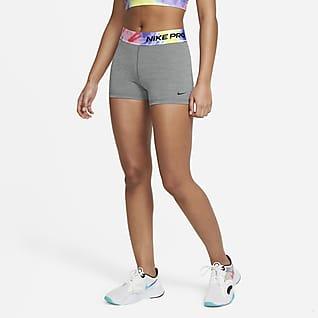 Nike Pro Shorts teñidos de 8 cm para mujer