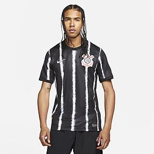 S.C. Corinthians 2021/22 Stadium Away Maglia da calcio - Uomo