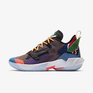 "Jordan Why Not? Zer0.4 ""Upbringing"" PF Basketball Shoe"
