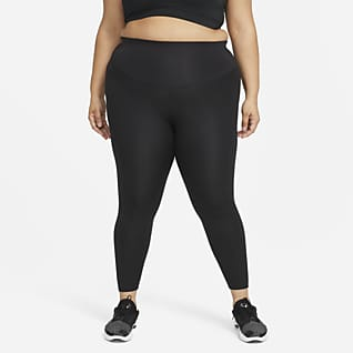 Nike Swoosh Run Løpeleggings til dame (Plus Size)