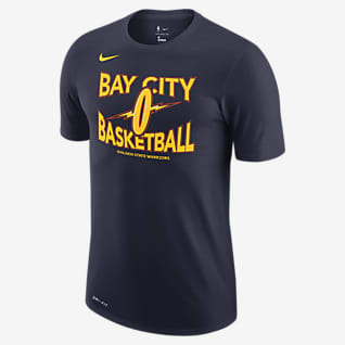 Golden State Warriors City Edition Men's Nike Dri-FIT NBA T-Shirt
