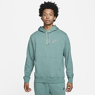 Nike Sportswear Sport Essentials+ Sudadera con gorro sin cierre para hombre