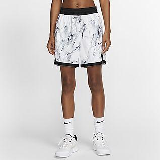 Black Retro Running Shorts with Light Grey Trim Medium