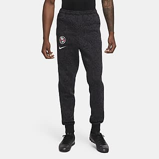 Club América Men's Fleece Soccer Pants
