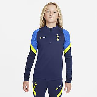 Tottenham Hotspur Strike Older Kids' Football Drill Top
