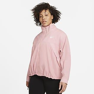 Nike Air Jacka för kvinnor (stora storlekar)