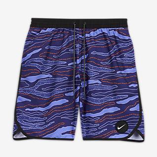 """Nike JDI Camo Diverge Men's 9"""" Swim Shorts"""