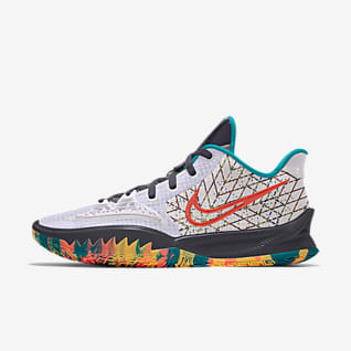 Kyrie 4 Low N7 By Madison Hammond Custom Basketball Shoe
