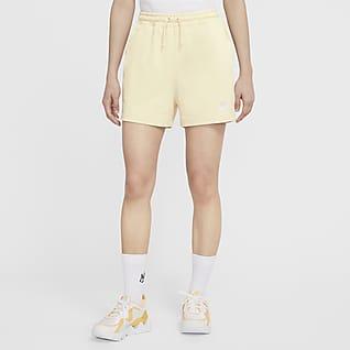Nike Sportswear Shorts de tejido de punto para mujer