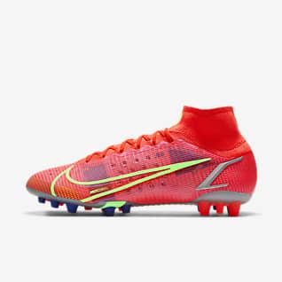 Nike Mercurial Superfly 8 Elite AG Botas de fútbol para césped artificial
