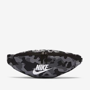 Nike Heritage Sac banane camouflage