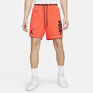 Jordan Dri-FIT Zion Shorts de malla para hombre