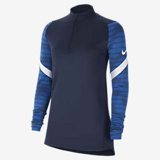 Nike Dri-FIT Strike Women's 1/4-Zip Soccer Drill Top
