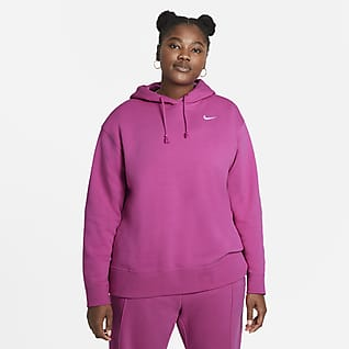 Nike Sportswear Women's Fleece Pullover (Plus Size)