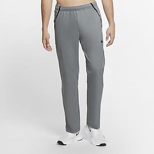 Nike Dri-FIT Calças de treino entrançadas para homem