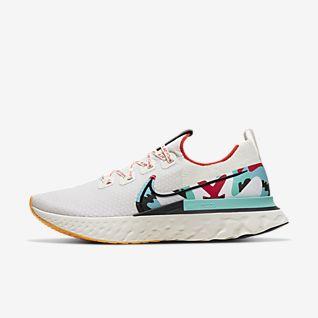 Nike React Infinity Run Flyknit A.I.R. Hardloopschoen voor heren