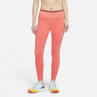 Nike Epic Luxe 女子中腰跑步紧身裤
